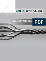 Mining Wire Rope Cables t Spanish