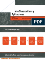 Fluidos Supercríticos y Aplicaciones