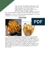 Delta's Genuine Gemstone Guide