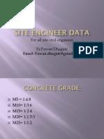 SITE ENGINEER DATA.pdf