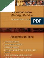 The Truth About Da Vinci Presentation SP