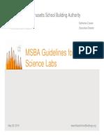 Science Lab Guideline Presentation