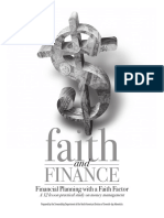 Faith and Finance