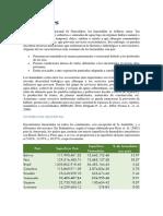 Humedales distribucion