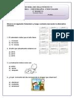 1º Básico diagnostico.doc