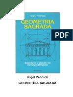 Geometria Sagrada - Nigel Pennick