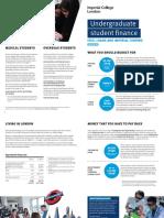 2018 UndergraduateFunding Booklet
