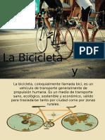 La Bicicleta y Sus Partes