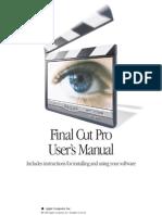 Manual Final Cut Pro