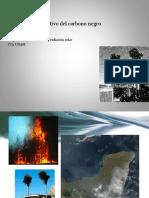 Carbono Negro y Clima