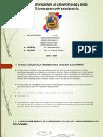 1.3. Conduccion Radial en Un Cilindro Hueco y Largo PDF