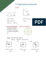 Trigonometry+AS+level+revision+guide