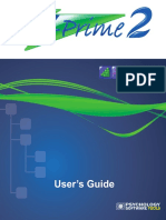 Users Guide