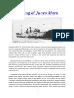 Mil Hist - WWII Sinking of Junyo Maru