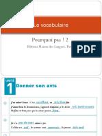 Pqp2 Diaporama Vocab 1