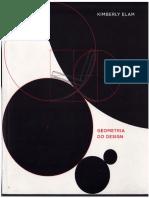 Kimberly Elam (tradução Claudio Marcondes) - Geometria do design Estudos sobre proporção e composição (2010, COSAC NAIFY)