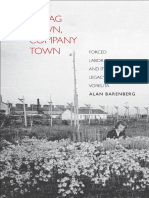 1barenberg a Gulag Town Company Town Forced Labor and Its Leg
