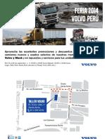Feria 2014 Volvo Perú