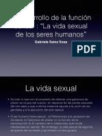 La Vida Sexual de Los Seres Humanos