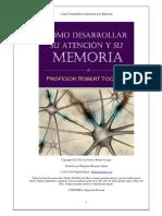 Como Desarrollar Su Memoria-RobertTocquet-Gratis