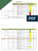 Mce - Project Risk Register