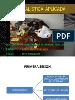 Criminalistica 2014 - Doctrina Criminalistica Eo - Ago2014