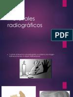 Materiales radiográficos