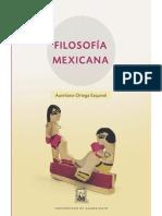 Aureliano Ortega Esquivel - Filosofía Mexicana