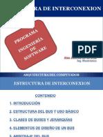4. Estructura de Interconexión (1)