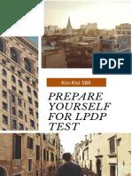 Kisi Kisi LPDP Test 2018
