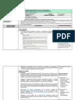 Plan de Clases Ciencias III SC5