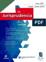 ANALES DE JURISPRUDENCIA, TOMO 359