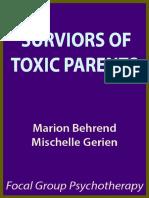 Survivors of Toxic Parents