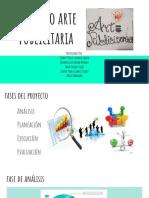 Proyecto Arte Publicitaria Day