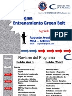 294252885 00 Agenda Sp Six Sigma Define