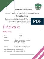 Practica 2 Multipunto UTP