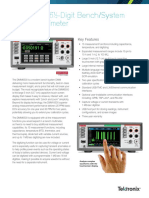 DMM6500 Digital Multimeter