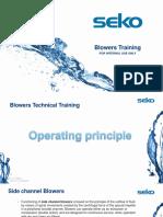 SEKO - Blowers Training -2019