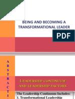 Transformational Leader 1