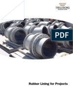 Rubber Lining for Projects Product Brochure