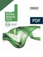 CISM Review Manual 2014