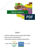 Lecture 05 - Starch Cookery
