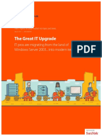 The Great IT UPgrade