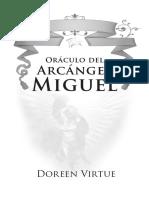(Doreen Virtue) - Oraculo Del Arcangel Miguel