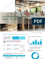 India Flexible Space Quarterly Digest Q1 2019