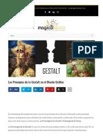 Principios de La Gestalt en El Diseno Grafico