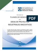 Convocatoria Ideas-proyecto Regional Tapa