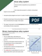 FALLSEM2019-20 MEE1005 ETH VL2019201001835 Reference Material I 26-Aug-2019 15. Isomorphous Phase Diagram