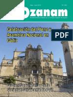 Celebración del Pleno y Asamblea de la SSVP. Villamartín