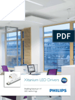 Philips Xitanium Driver led